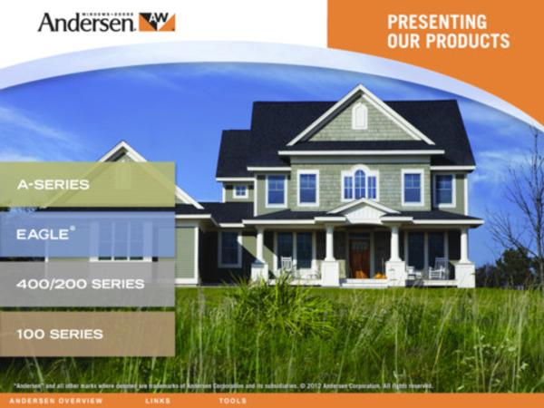 Andersen iPad App Powers Up Your Sales Presentations