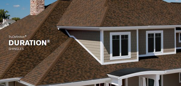 Now Stocking Owens Corning Duration Shingles Erie Materials