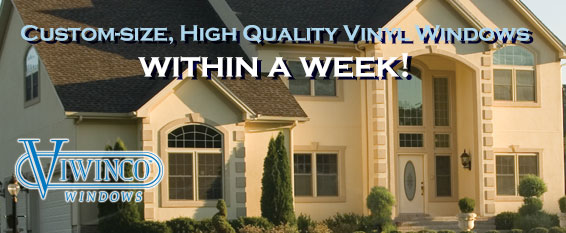 Quality Vinyl Windows Within a Week