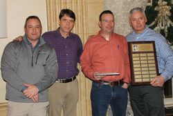 Brion Named Territory Manager of the Year