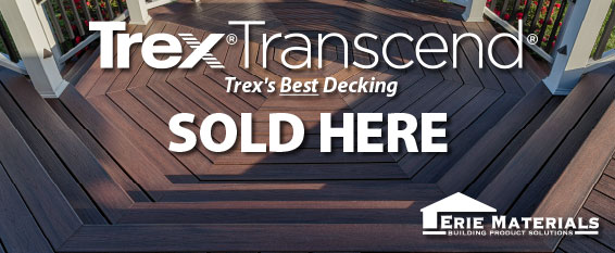 Trex Transcend Decking in Stock in All Colors
