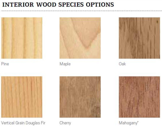 New Interior Wood Options For Andersen A Series Windows