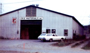 The original Erie warehouse